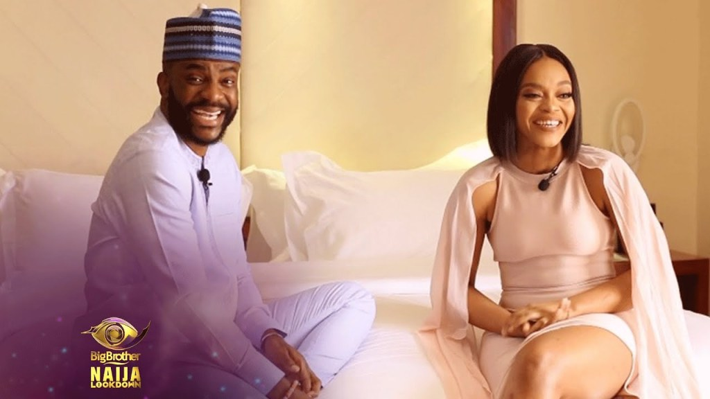 #BBNaija2020 : Lilo's Post eviction exclusive interview with Ebuka (video)