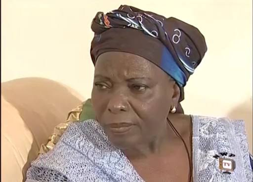 Nollywood Veteran actress, Louisa Nwobodo is dead