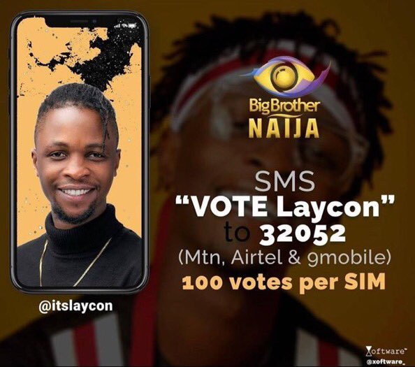 #BBNaija2020 : Fans release Song for Laycon to seek vote (video)