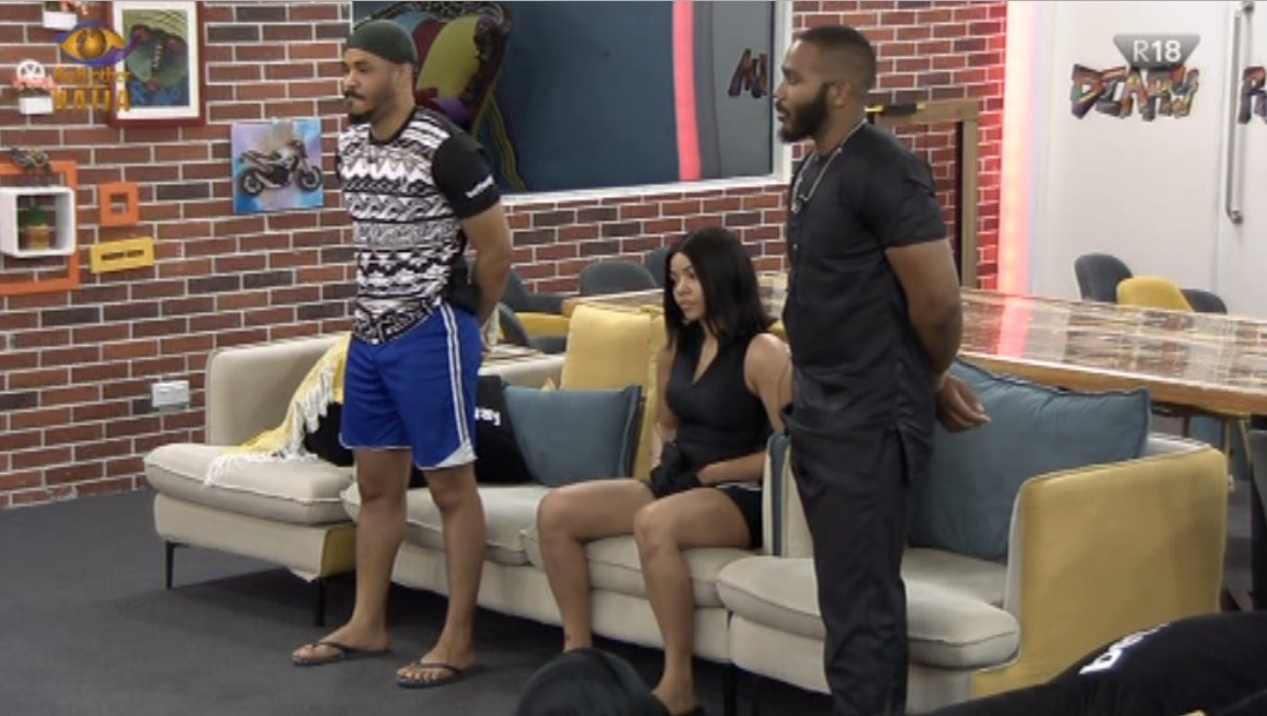 #BBNaija2020 : See the housemates up for possible eviction on Sunday
