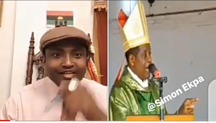 Mind Blowing sermon by a Catholic Bishop to our Leaders(video)