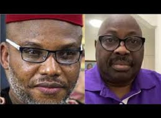 Full Text of Nnamdi Kanu's interview with Dele Momodu