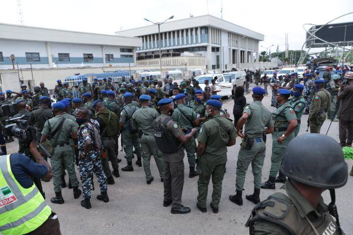 IGP Orders Withdrawal Of Police Protection From Lawmakers, Ex-sgf, Ex-ministers