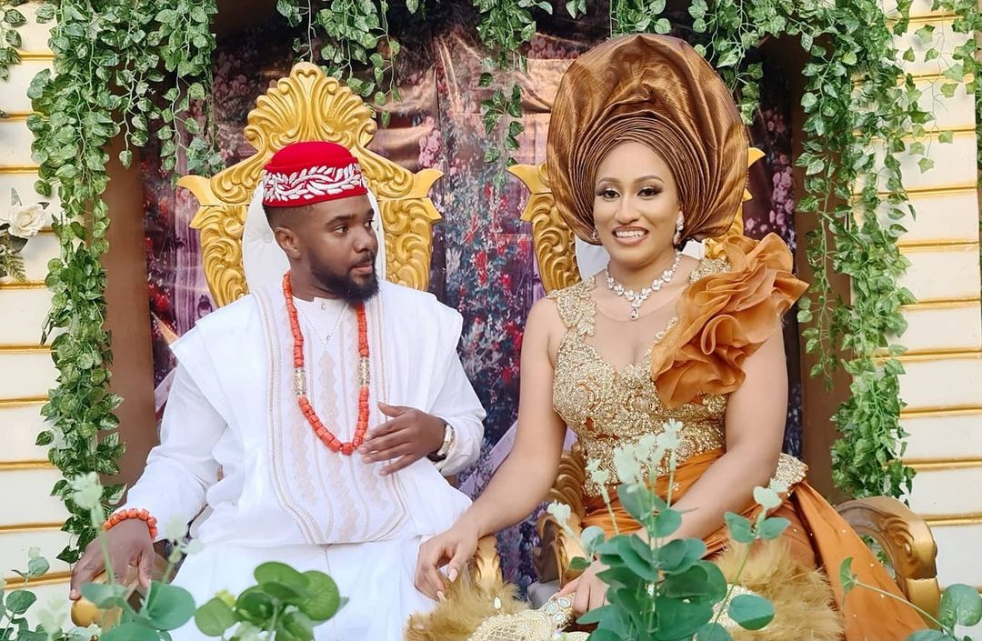 Williams Uchemba's Traditional wedding (video)