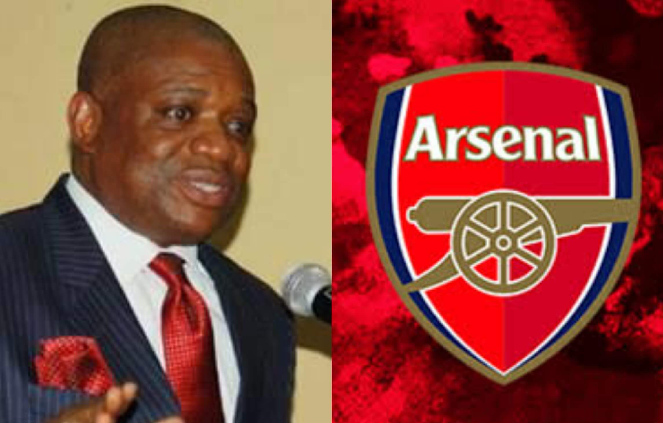 Orji Uzor Kalu To Buy Arsenal FC, Stakes 35%