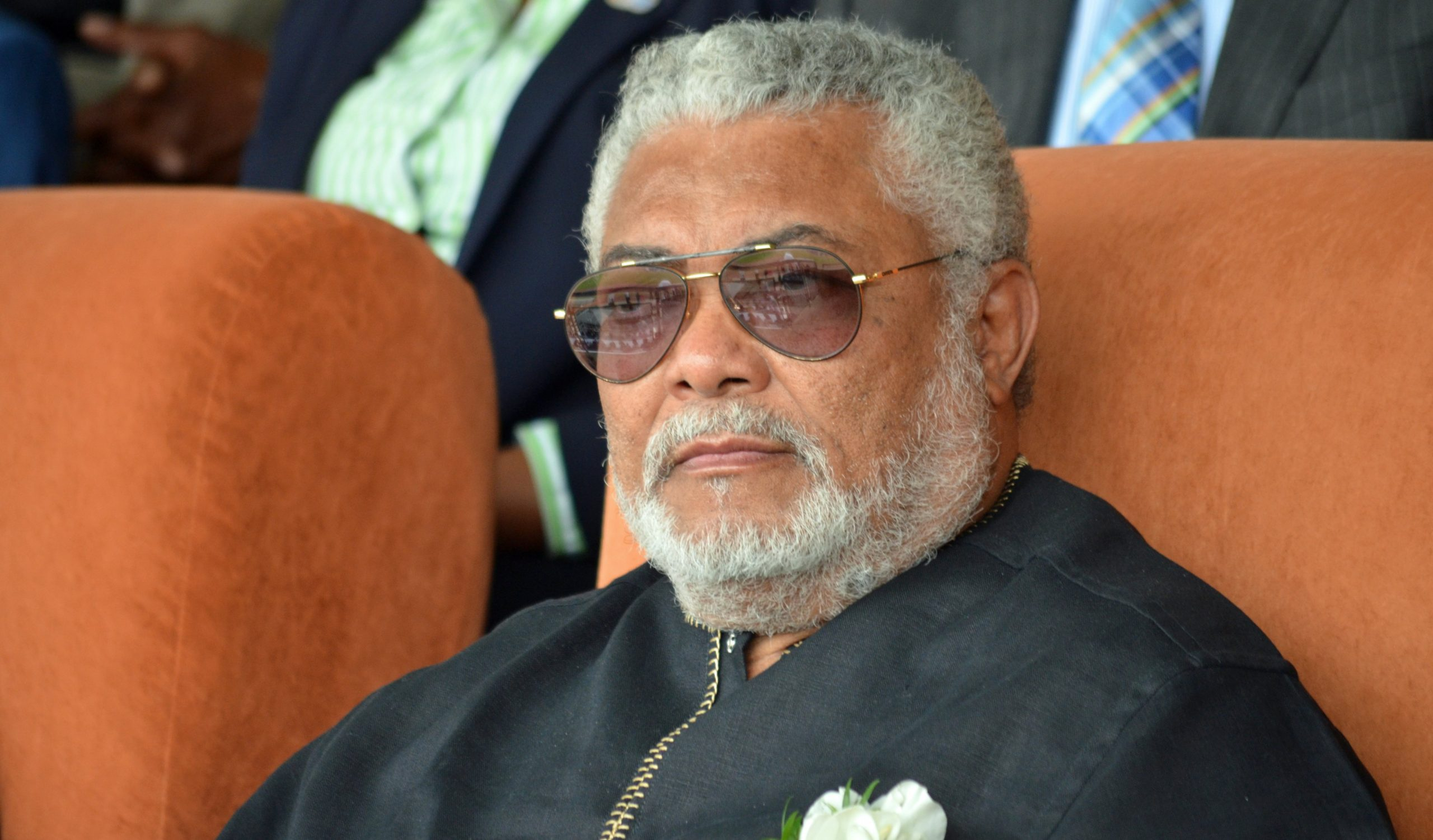 BREAKING: Jerry Rawlings, ex-Ghanaian president, dies from COVID-19