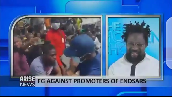 Dele Farotimi dares lagos state government on Judicial Panel (video)