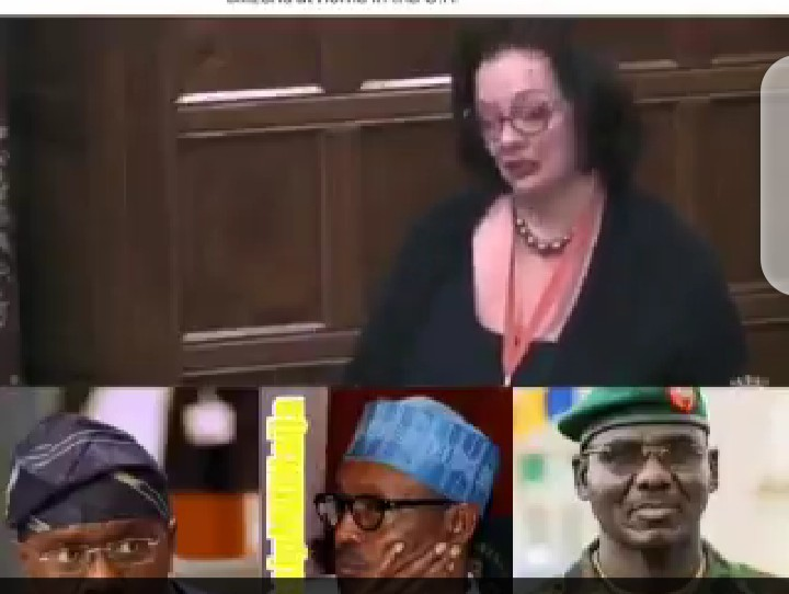 UK Parliament wades in to sanction top government officials in Nigeria (video)