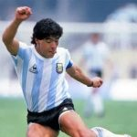 Diego Maradona is dead