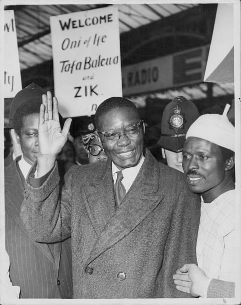 Nnamdi Azikiwe's 116th Posthumous Birthday Is Today