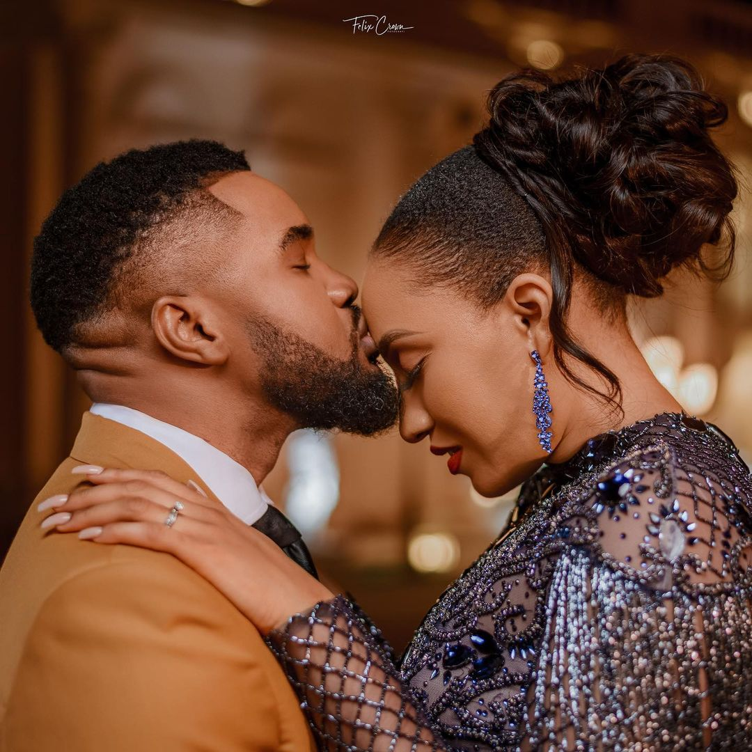 Williams Uchemba shares His Pre-wedding pictures