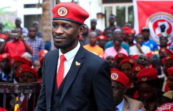 Uganda's Bobi Wine Rejects Official Results, Declares Himself President- Elect