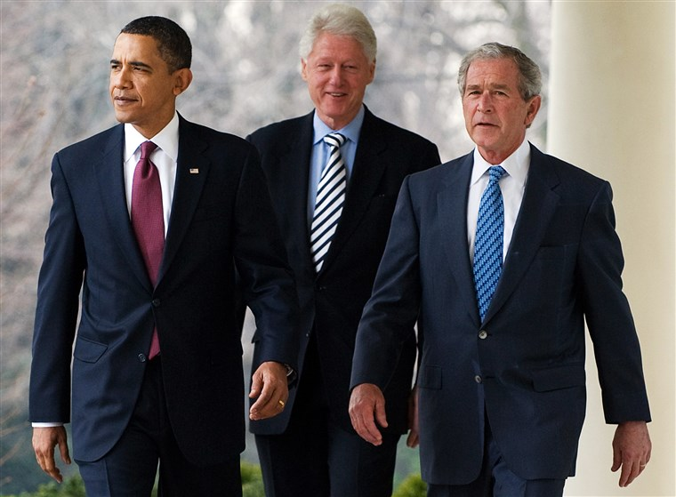 Watch the emotional inaugural committee powerful video