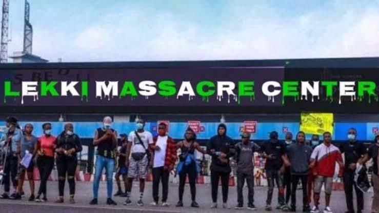100 days since innocent Nigerians were killed at Lekki Toll Gate