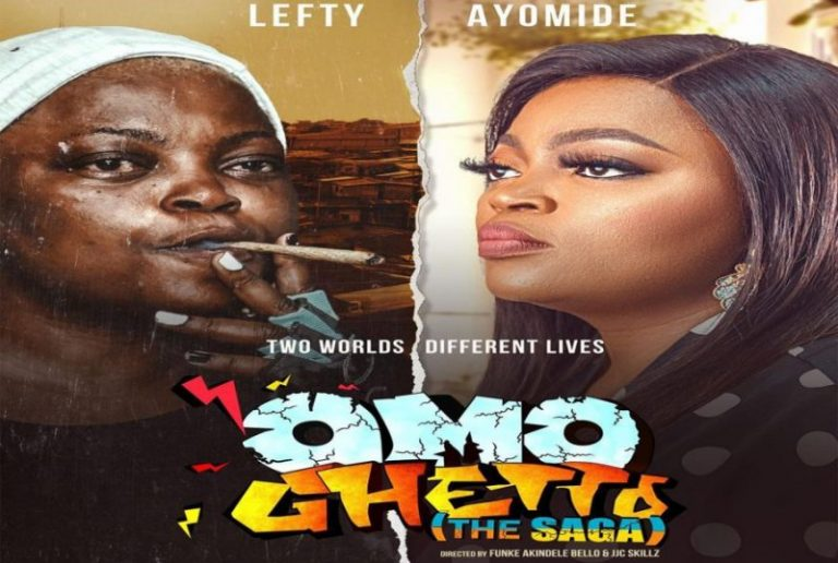 """Omo Ghetto"" Becomes Highest Grossing Nollywood Movie"