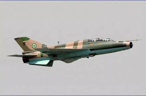 Tension as Military conducts air strikes in Orlu (video)