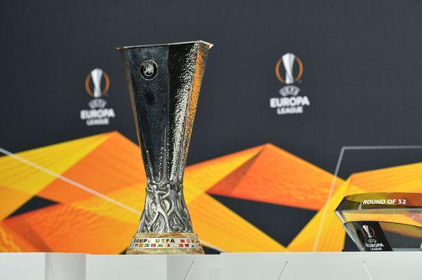 Europa League last-16 draw