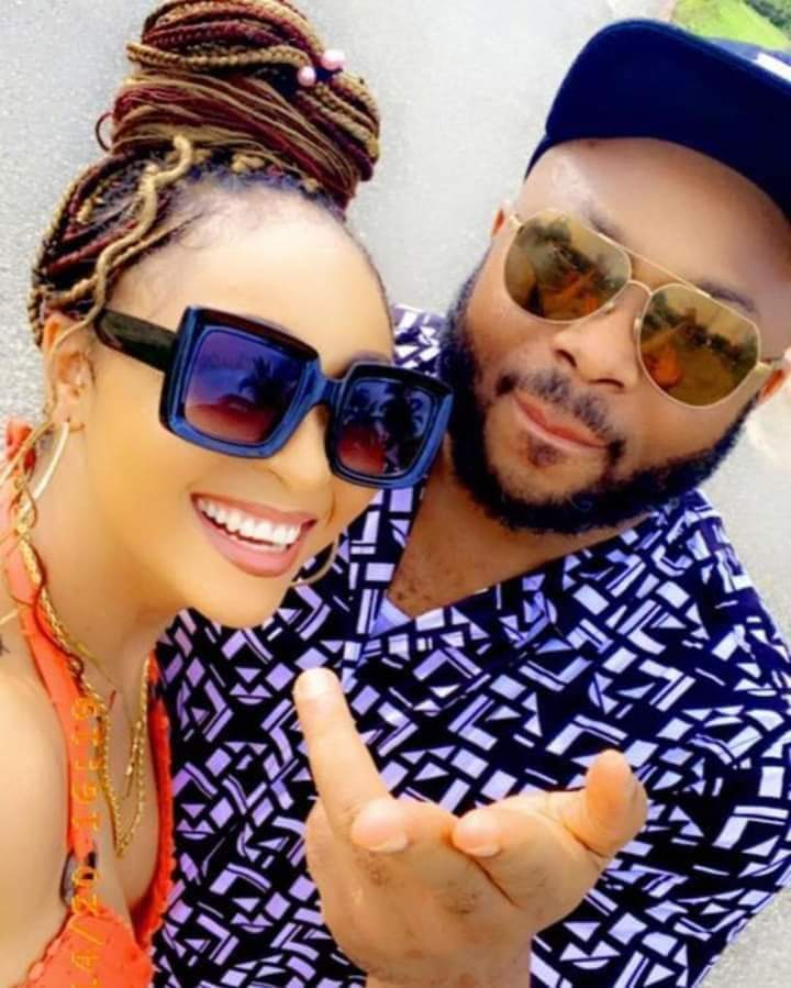 Churchill, Tonto Dike's ex-husband marries best friend (pictures)