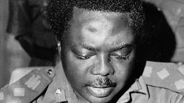 History : The coup, pogroms and Civil war in Nigeria