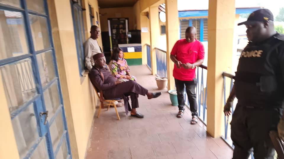 Rochas Okorocha arrested in Imo State, escorted like a criminal (video)