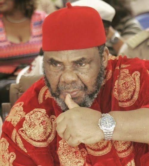 Pete Edochie's advice sparks outrage (video)