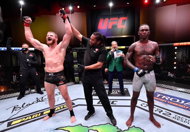 UFC 259: Jan Blachowicz beats Israel (video) Adesanya