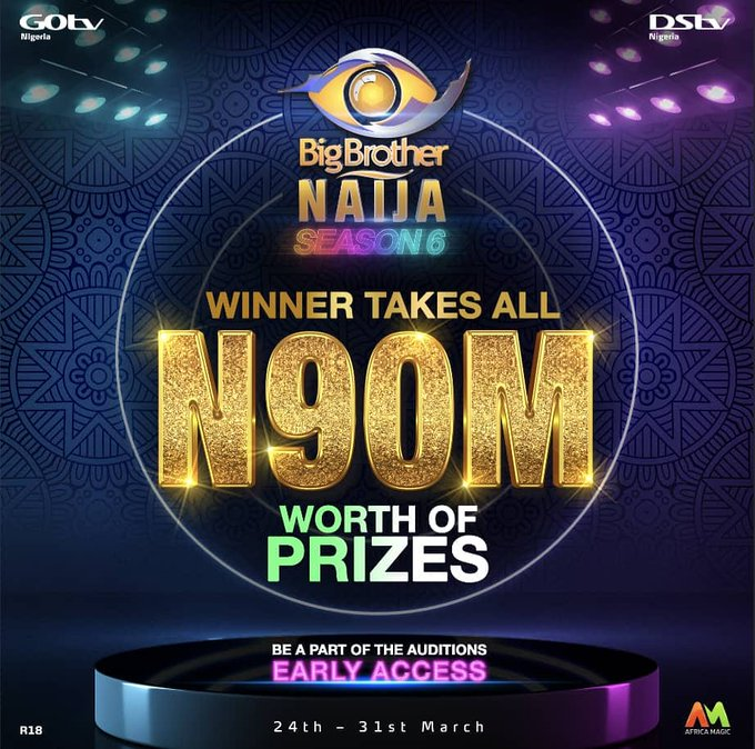 #BBNaija2021: How to Apply for Auditions
