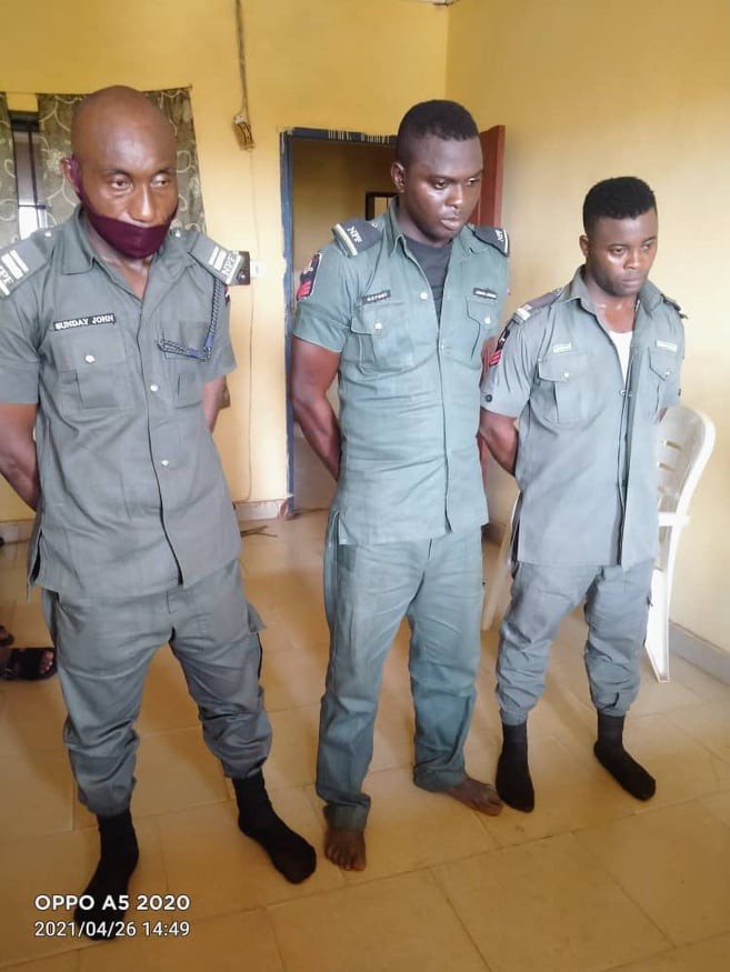 Three Policemen Dismissed For Extorting ₦153,000 From LASU Student