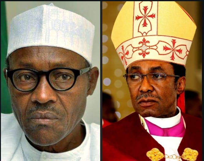 Insecurity: Resign Now – Archbishop Chukwuma To Buhari