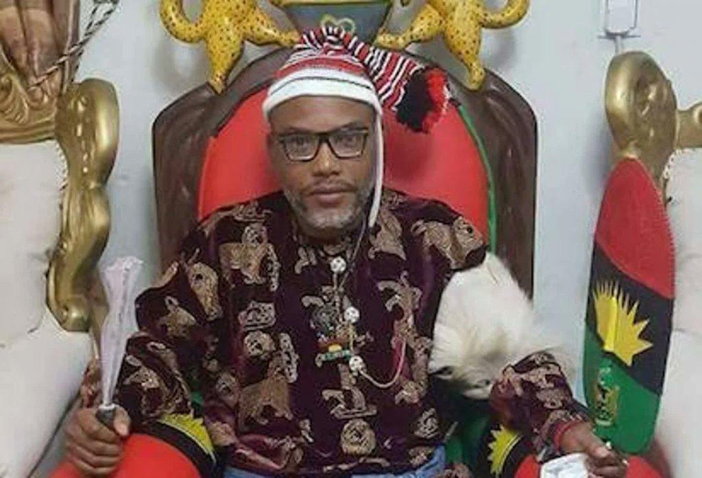 Nigerians sing praises of Nnamdi Kanu