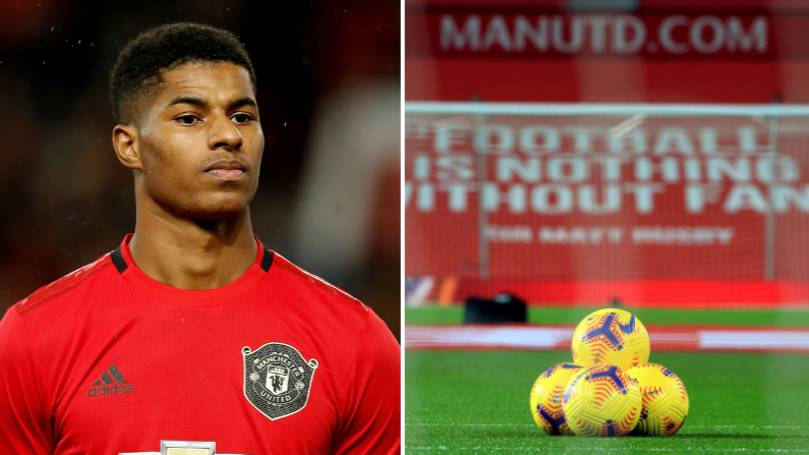 Marcus Rashford Eulogized by fans for coming out against ESL