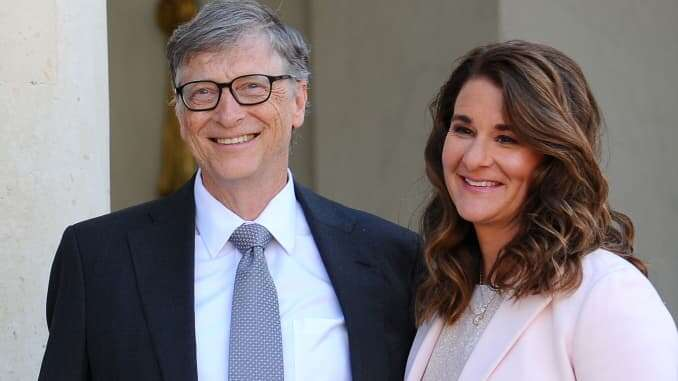 Breaking : Bill Gates and Melinda Gates split after 27 years