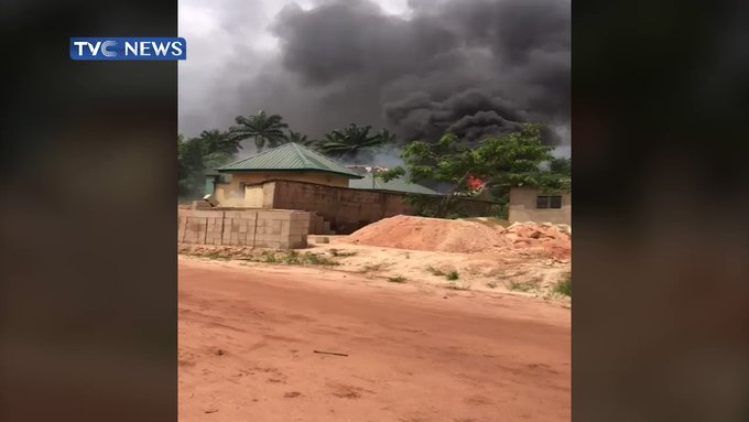 INEC office set ablaze in Imo state
