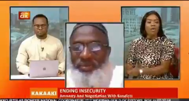 Sheikh Gumi Openly defends bandits on AIT live program (video)