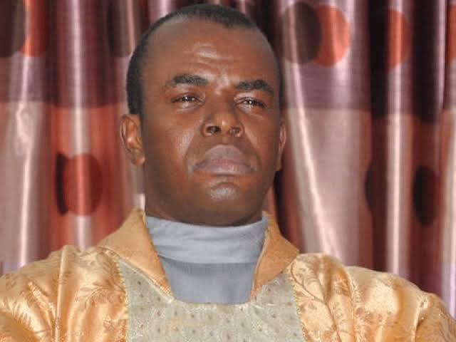 Breaking : Fr. Mbaka reportedly Kidnapped  (video)