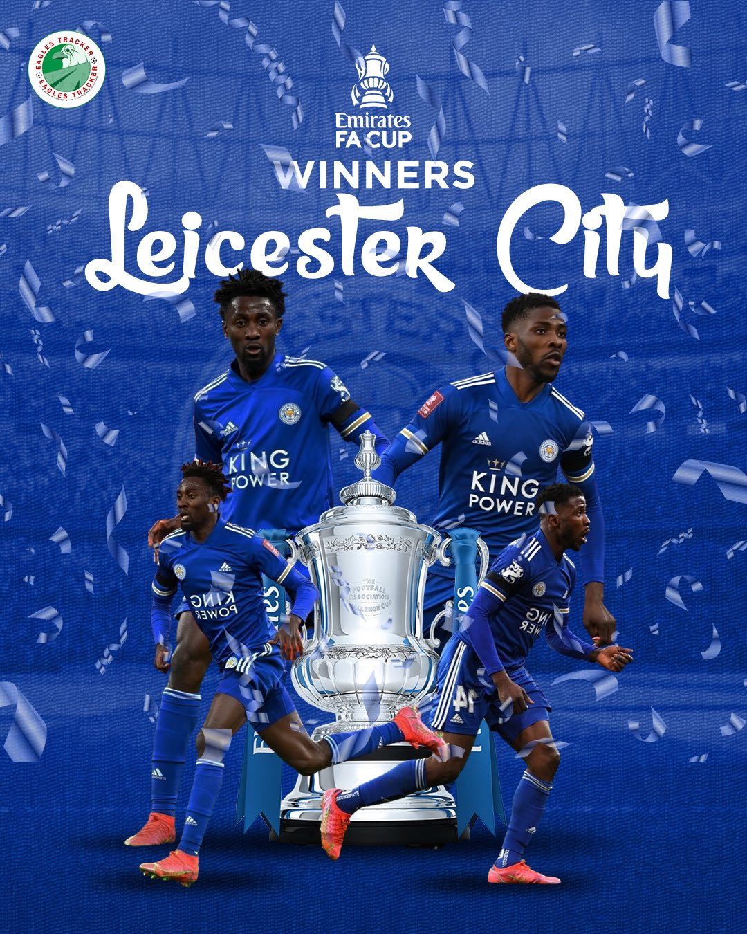 Leicester City win Historic FA cup