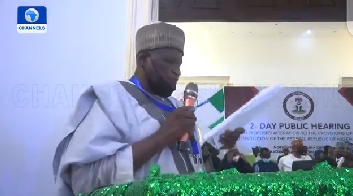 Kaduna state agrees to split into two (video)