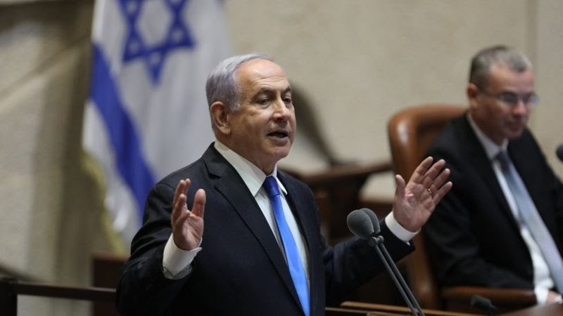 Netanyahu out as new Israeli government approved