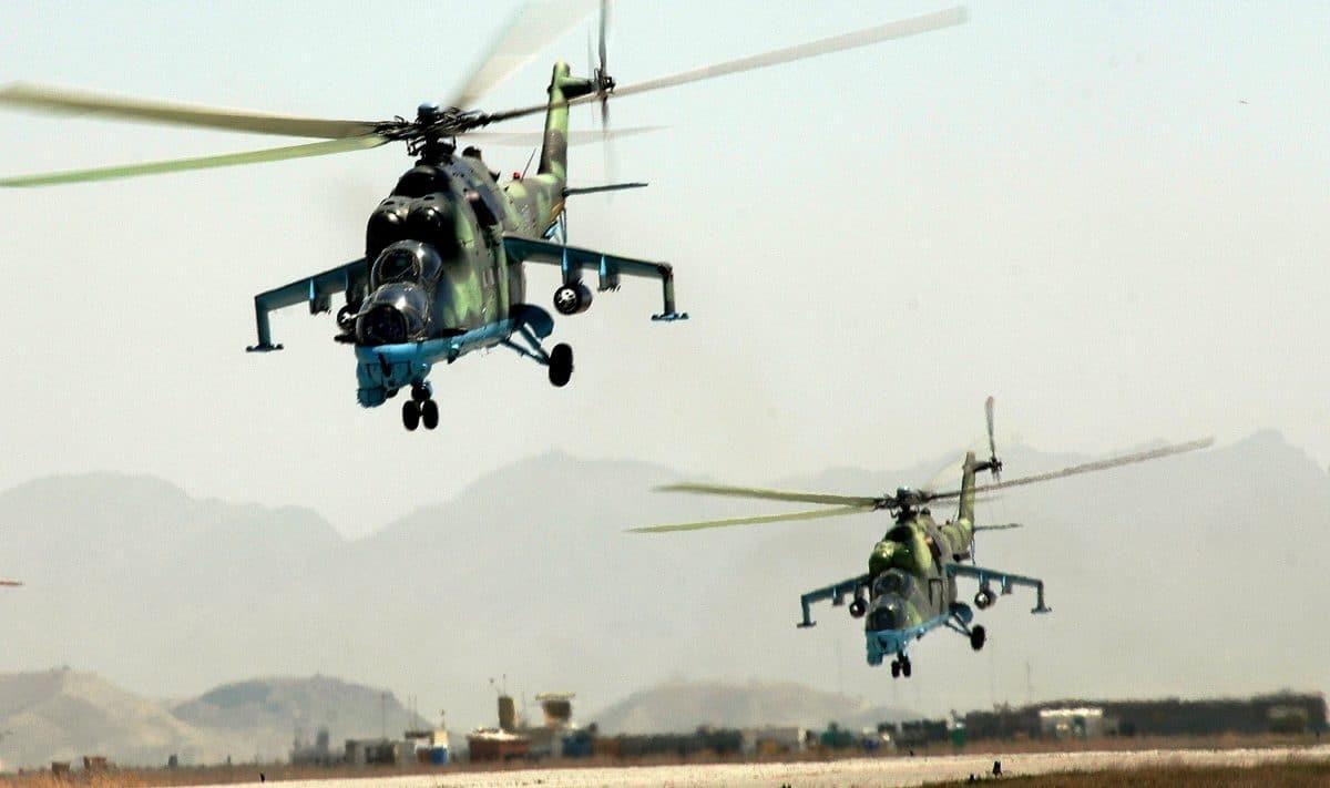 NAF Kill bandits in Niger, stray Bomb hit wedding party