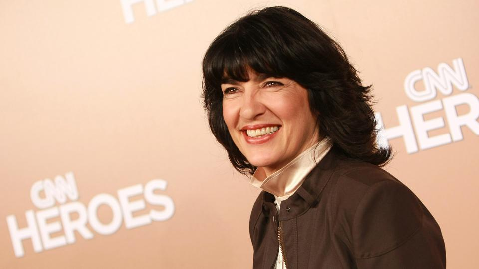 Christiane Amanpour Diagnosed With Ovarian Cancer