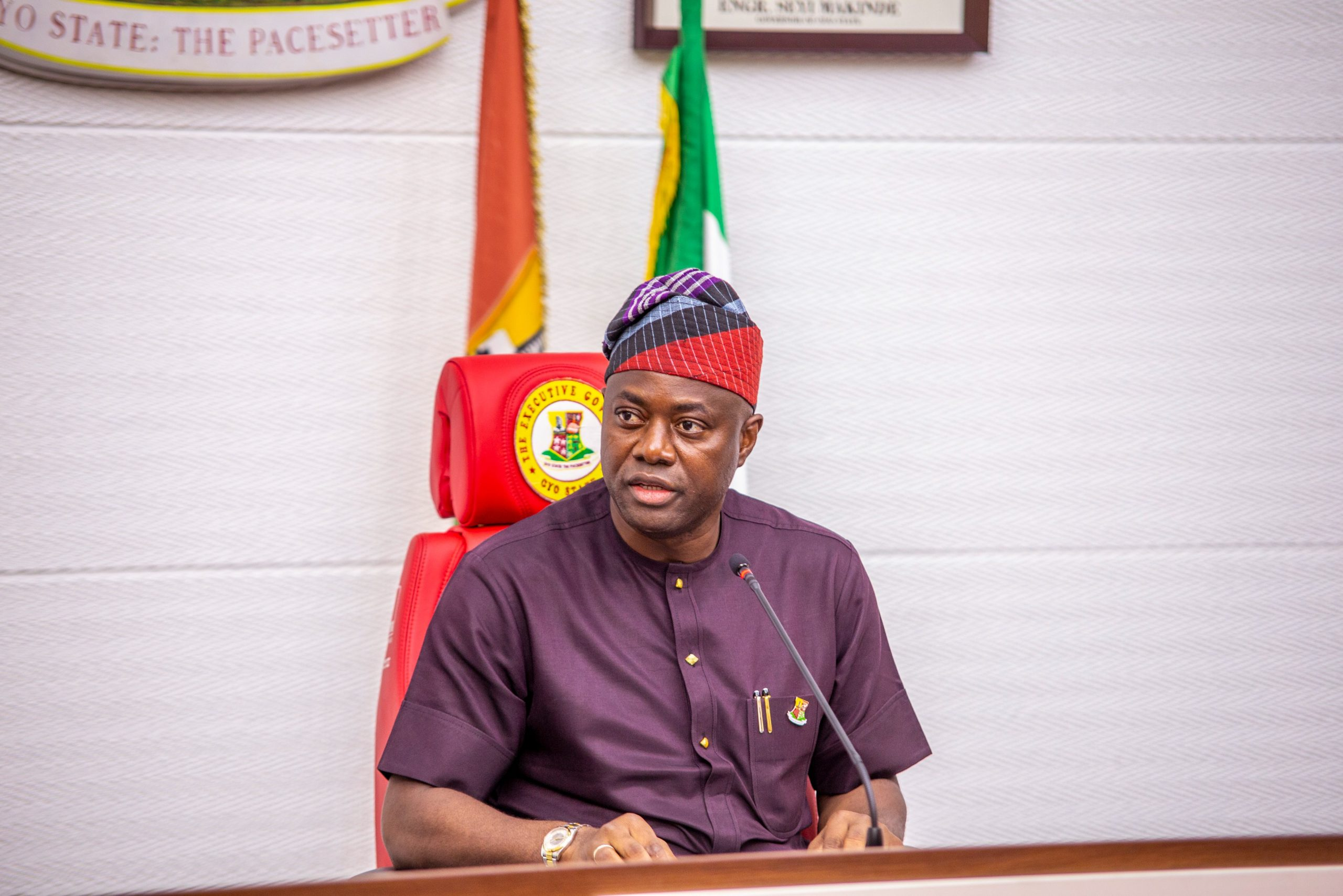 Seyi Makinde Schools Federal Government on the impact of Twitter ban