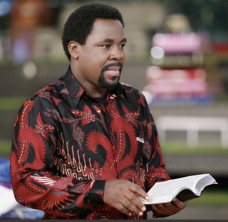 TB Joshua is reportedly dead