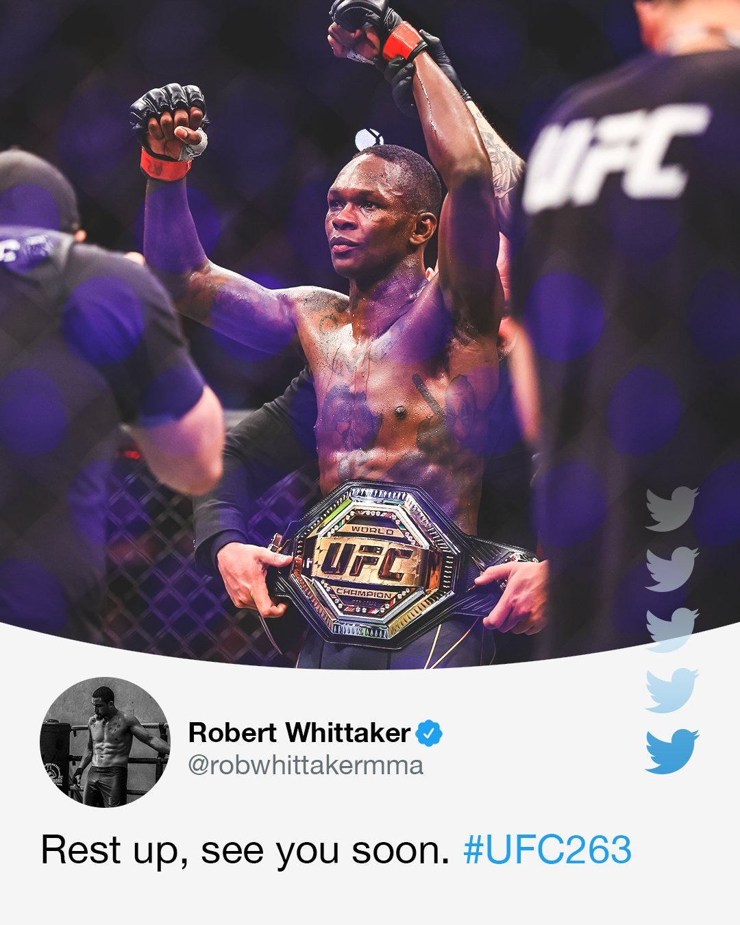Israel Adesanya Retain UFC Middleweight Crown With Dominant Display Over Vettori