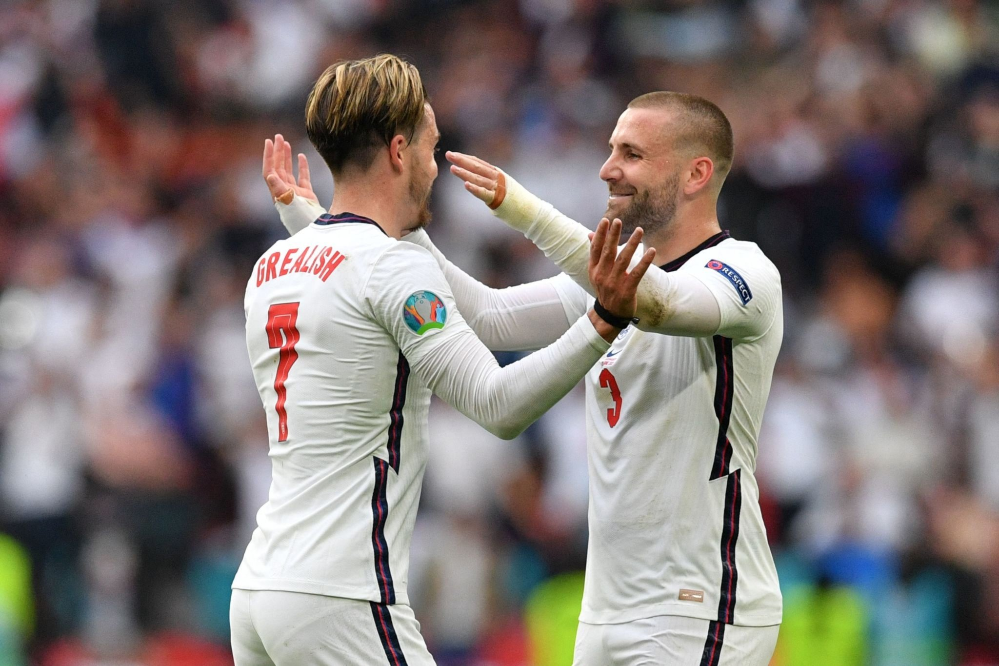 #Euro2020 : England knock Germany out of the Euros