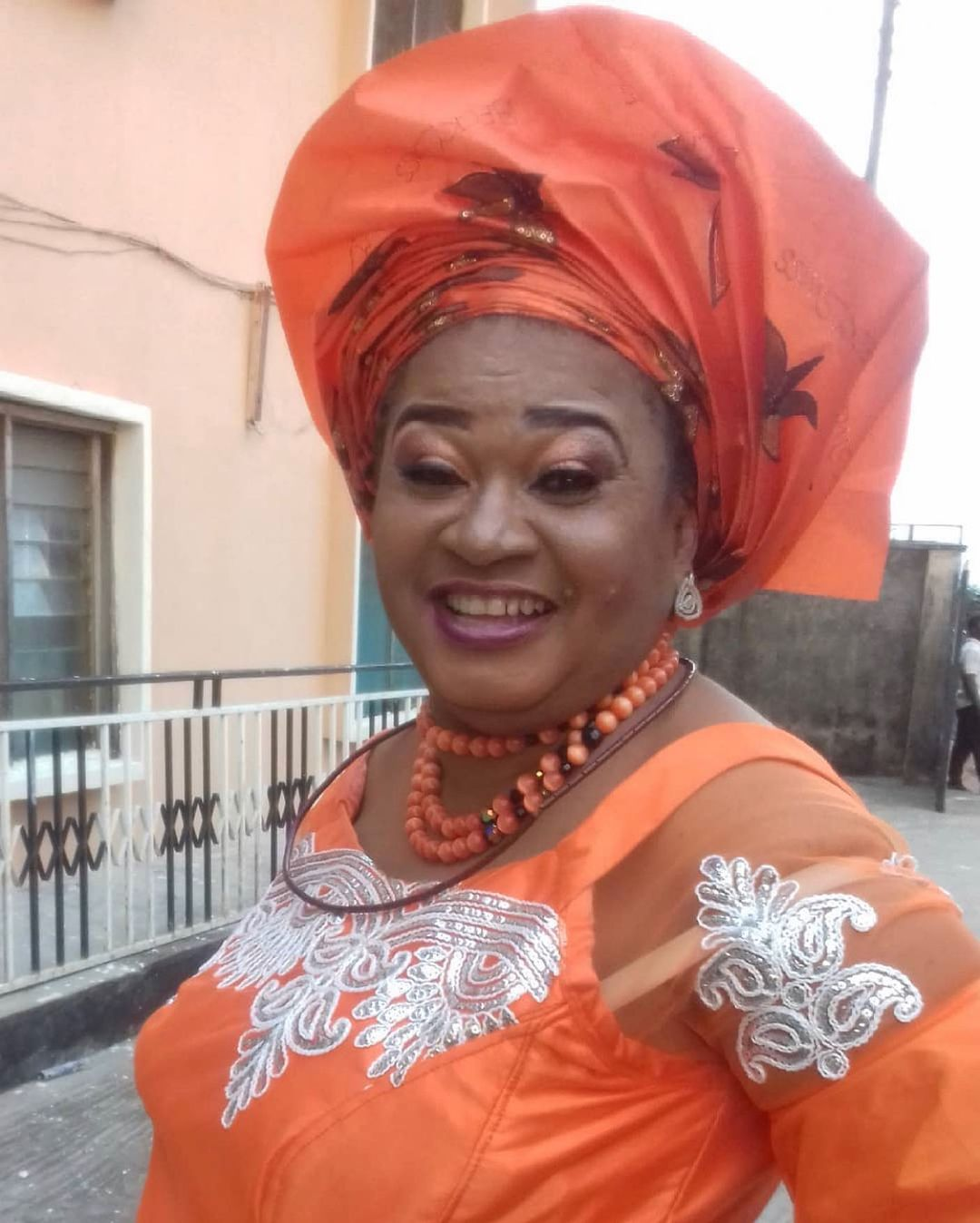Breaking : Nollywood Veteran Actress Rachel Oniga Is dead