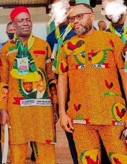 APGA Guber Candidate Soludo picks a running mate