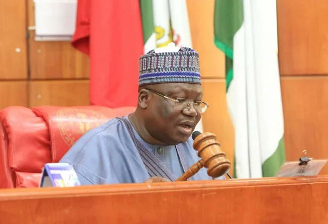 Senate passes electoral bill,opposes electronic result transmission