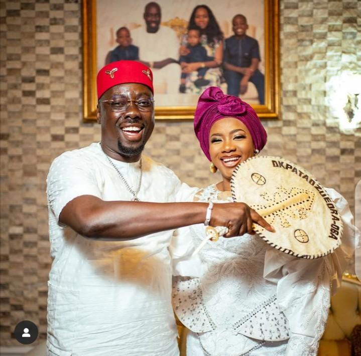 Obi Cubana empowers Oba youths with 300M naira