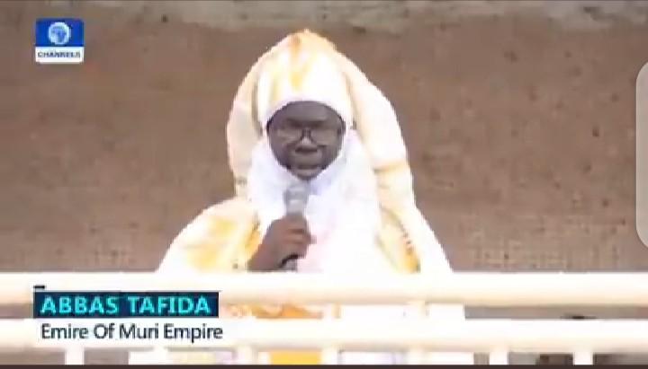 Emir Gives Fulani herders 30days ultimatum in Taraba ( Video)
