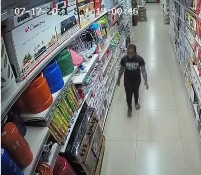 Ebeano supermarket fire